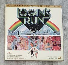Logan's Run - Deluxe Letter Box Edition, 2 Laser Discs