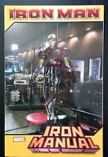 iron man collectible graphic novels tpbs ebay rh ebay ca Shark Steam Iron Manual Shark Steam Iron Manual