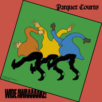 Parquet Courts : Wide Awaaaake! CD (2018) ***NEW*** FREE Shipping, Save £s