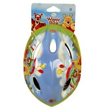 CYCLE HELMET WINNIE THE POOH DISNEY CHILDS BIKE HELMET  BRAND NEW