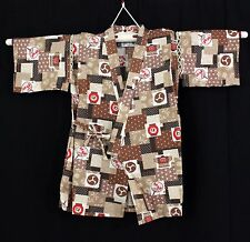 甚平 - Jinbei - Tenue traditionnelle japonaise Patchwork ENFANT 5/6 ANS