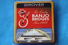 Grover Minstrel 5 String Banjo Bridge 1/2 in. Height, MPN 72