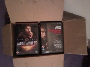 29 Sci-Fi/Space films on DVD bulk job lot movies 29 DVDs POST FREE