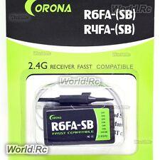Corona R6FA-SB 2.4Ghz FASST S.BUS Receiver For FUTABA Transmiiter 3PM 3PKS TM14