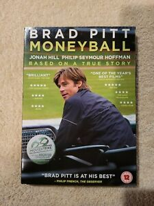 MONEYBALL - BRAD PITT UK DVD
