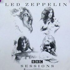 LED ZEPPELIN POSTER, BBC SESSIONS (SQ38)