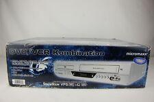 Micromaxx mm42397 6-testa VHS Video recorder lettore DVD DVD/VIDEOREGISTRATORE * Nuovo/New *