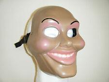 La purge Halloween en fibre de verre Masque Cosplay Film Déguisement Deluxe Nouveau WWE jusqu'