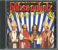 Böhse Onkelz Heilige Lieder Gold CD ohne Aufkleber OOP