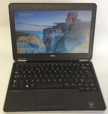 Dell Latitude E7250 i5 with power-supply and uk plug