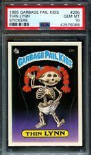 Thin Lynn PSA 10 1985 Garbage Pail Kids Stickers #29b *sale*