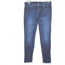 Joes Jeans Straight Leg Dark Wash Stretch Diane Denim Pants Women's size 28