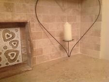 305x305x10mm Travertine Stone Luxury Mosaic Wall Tile