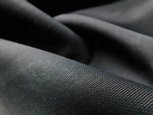 BLACK STRETCH LYCRA MESH SUITABLE FOR LINGERIE AND SPORTSWEAR