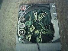 Bakugan: the spires metal Card] 2006 spin master sega