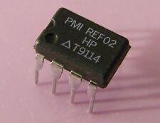 REF02HP +5V Precision Voltage Reference, PMI