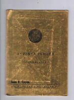 CATALOGO 4ª VENTA PÚBLICA OCTUBRE 1968 JUAN R. CAYÓN MONEDAS Y MEDALLAS ANTIGUO