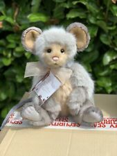Charlie Bears Roulade Mouse Teddy Bear 2020 Collection Brand New - ONE LEFT