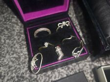 SCRAP JEWELLERY GOLD SILVER PANDORA ETC WATCHES WIFES OLD JUNK DRAWER