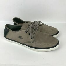 Lacoste Sevrin 4 Suede Shoes Size 9