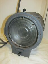 Vintage Kliegl Bros 3508 Stage Light Shop 22 500/750 Watts 120 Volt Nice! LQQK!