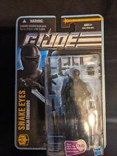New listing G.I. Joe Snake Eyes Ninja Commando #1101 Pursuit of Cobra (New)