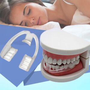 1/2pc Dental Mouth Night Sleep Guard Teeth Protector Grinding Bruxism Gum shield