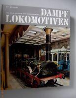 Englische, deutsche und schweizerische Dampflokomotiven /Max Baumann