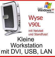 THINCLIENT WYSE V90L MUTARIS WINDOWS XPemb  512MB DOC 512MB RAM 902124-14L - TC5