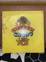CHEECH And CHONG Vintage Vinyl Comedy Record Album Comedy