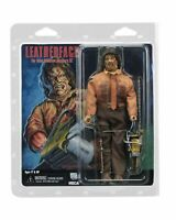 "NECA - The Texas Chainsaw Massacre 3 - Leatherface 8"" Clothed Action Figure"