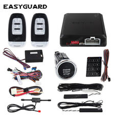 EASYGUARD universal keyless entry push button start car alarm remote auto start