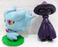 "FAKES/FALSI-Pokemon monster evoluzioni- ""MISDREAVUS e MISMAGIUS"" - n° 200 e 429"