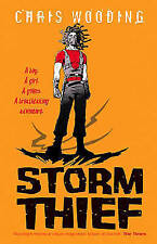 Storm Thief, Wooding, Chris, Good Book