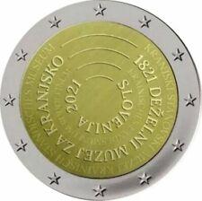 2 Euro Slowenien/Slovenia 2021 Museum-VVK/Presale