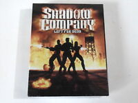 PC SHADOW COMPANY - LEFT FOR DEAD Ubisoft 1999 15+ WIN 95/98 BIG BOX NEW/SEALED