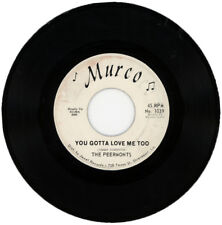 """THE PEERMONTS  """"YOU GOTTA LOVE ME TOO""""   NORTHERN SOUL"""