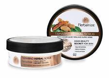 Herbalnize Tamarind Herbal Scrub - Dark Spot and Dead Skin Remover - Natural