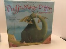 Puff the Magic Dragon 48 Piece Floor Puzzle Complete Sterling Publishing
