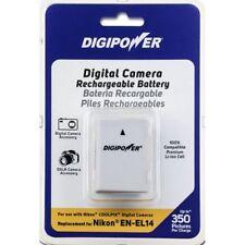 DIGIPOWER Digital Camera Rechargable Battery replacement for Nikon EN-EL14