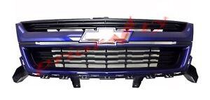 84270794 OEM Grille Laser Blue Metallic 2015-2020 Chevrolet Colorado