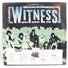 WITNESS Vintage Vinyl Record LP VG+ AL-8491