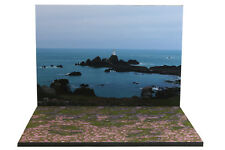 Diorama Phare de la Corbière à Jersey | Lighthouse - 1/43ème - #43-2-B-B-041