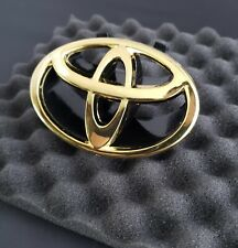 Toyota Camry Gold Front Grille Emblem 1997 1998 1999 2000 2001 98