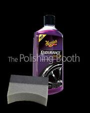 Meguiars Endurance Tyre Gel with Applicator, FREE UK P&P