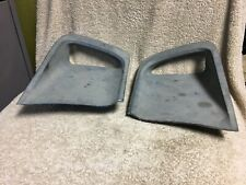 USED FORD C9ZB-6329395-B 1969 MUSTANG 1/4 PANEL SIDE SCOOPS