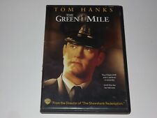 The Green Mile Dvd with Tom Hanks