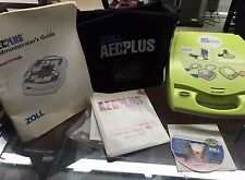 Zoll AED PLUS | The ZOLL Automated External Defibrillator Plus - Complete!