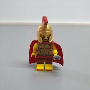 Lego Minifigures - Series 2 - The Spartan Warrior - Lego Mini Figure