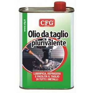 Olio da taglio plurivalente - CFG lattina 1 Lt